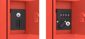 シリンダー錠とダイヤル錠